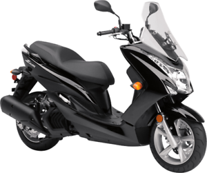 2018 YAMAHA - S-MAX SCOOTER
