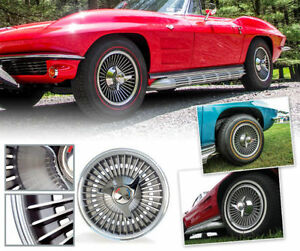 Corvette knock off wheels available, brand new!