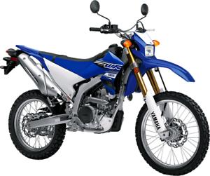 2019 YAMAHA - WR250R MOTORCYCLE