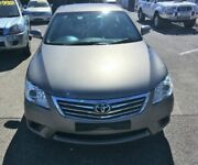 2010 Toyota Aurion GSV40R MY10 AT-X Grey Semi Auto Sedan Garbutt Townsville City Preview