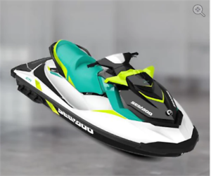2018 Sea-Doo/BRP GTI 90 SALE PRICE NO PAY 4/6 MONTHS