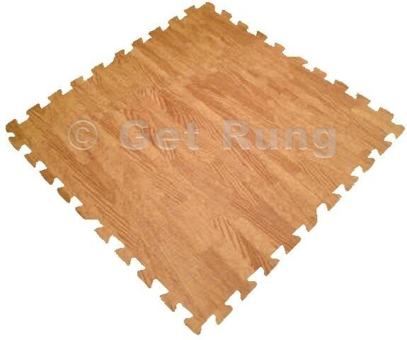 216 sqft wood grain interlocking foam floor puzzle tiles mat puzzle mat flooring