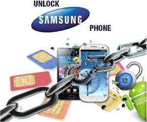 $15*Samsung Galaxy S3,S4,S5,Note2,Note 3,Note4 Walk in Unlocking