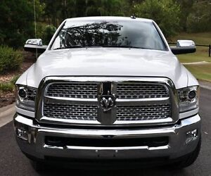 2016 RAM 2500 Laramie (4x4) White 6 Speed Automatic Dual Cab Utility Morayfield Caboolture Area Preview