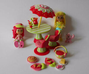 Strawberry Shortcake Scented Playset - Picnic in the Petals