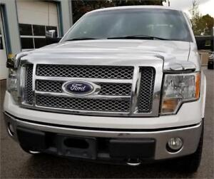 2010 Ford F-150 Lariat ONE OWNER ACCIDENT FREE 2 YRS WARRANTY