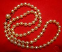Neckless, Man-made Pearls
