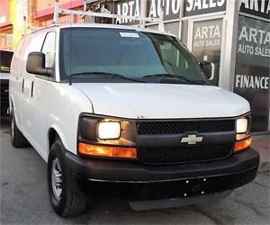 2010 Chevrolet Express Cargo Van/\G2500/\2073