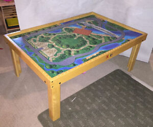 Train Table Buy Or Sell Toys Amp Games In Ontario Kijiji