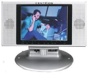 CENTRIOS / TV COULEUR / Ecran plat / 6.25 pouces / neuf / 1x /