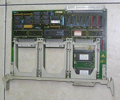 Siemens Sinumerik 820 T 6fx1128-1ba00 With Module Tested Warranty