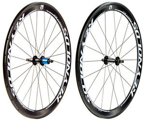 Reynolds-2012-Forty-Six-Carbon-Clincher-Road-Bike-Wheels-Wheelset-46mm-Rim-Depth