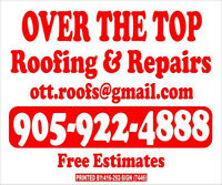 Over The Top | Roofing & Repairs - Roof / Roofer