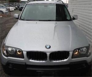 2006 BMW X3 AWD*2.5L* ***A1*** LOW PRICE 4450$