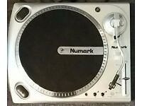 Numark TT USB turntable/ record player/ vinyl DJ Decks spares or repair