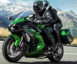NINJA H2 SX SE - SUPERCHARGED! REDUCED price includes bags