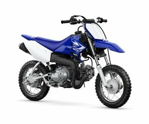 2019 Yamaha TT-R50E Off Road Bike 50cc