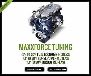 MAXXFORCE MF 5-7-9-10-11-13-15 EGR-DPF Delete
