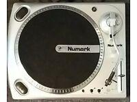 Numark TT USB turntable/ record player/ vinyl DJ decks