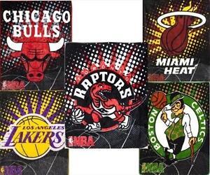 New NBA Ultimate Plush Throw Blanket Offical