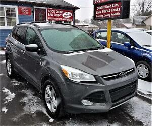 2013 Ford Escape SE  with Leather | Car Loans For Any Credit!