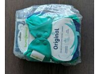 2 Bumgenius Original Cloth Nappy + Inserts Brand New
