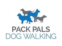 Pack Pals Dog walking and Home Boarding - Fully licensed, Insured and Canine first aid trained