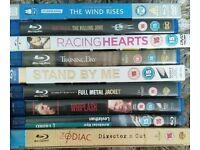 Blu-rays - perfect quality