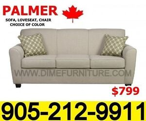 $799 3PCS CANADIAN MADE SOFA SET