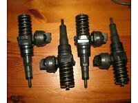 130 pd injectors passat golf bora leon etc