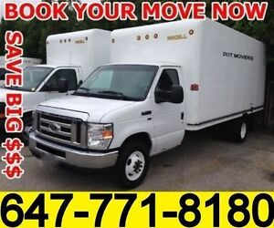 NEED HELP MOVING? 6477718180 IS THE NUMBER TO CALL