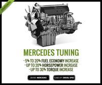 MERCEDES MBE900 - MBE4000 EGR-DPF Delete