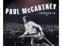 Paul McCartney at Glasgow Hydro