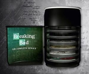 • • • BREAKING BAD THE COMPLETE SERIES BLU-RAY  • • •