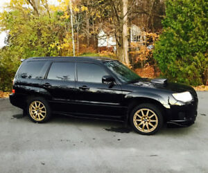 SUBARU FORESTER 2008 XT WAGON AUTO TURBO & TUNED