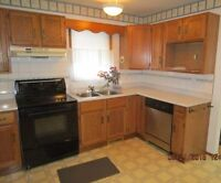 House in Maples, $1495, 3BR + gas, hydro, water (K595)