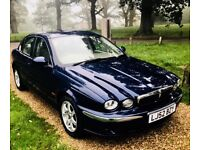 Stunning jaguar x tape only 40k done new mot