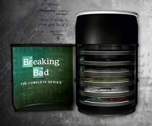 • • • BREAKING BAD BLU-RAY / COLLECTOR'S BOX SET • • •