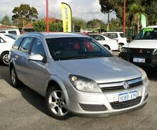 2005 Holden Astra AH MY05 CDX Silver 4 Speed Automatic Wagon Bellevue Swan Area Preview