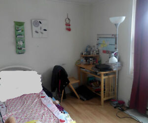 1 room available in student apartment