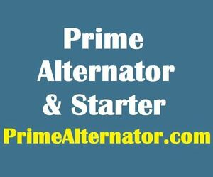 Marine Engine, Outboard Motor - Alternator, Generator, Starter