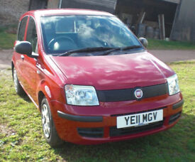 Low Mileage Fiat Panda for Sale