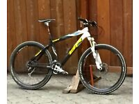 BH CB1 Carbon Hardtail Mountain Bike. Size - small