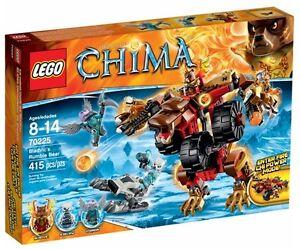 Lego Chima 70225 Bladvic's Rumble Bear brand new retired