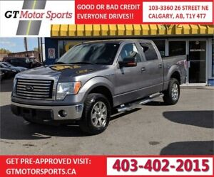 2010 Ford F-150 XLT | $0 DOWN - EVERYONE APPROVED!