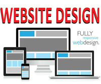 Full package webdesign Service (GTA) 647.385.5532