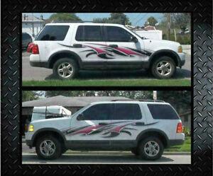 Car Wraps, Vehicle Graphics, Car Lettering, Signs, Vinyl Decals Windsor Region Ontario image 7