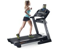 Brand new Nordictrack Commercial 1750 treadmill / Tapis roulant