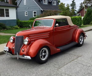1936 Ford Cabriolet 'Henry Ford'