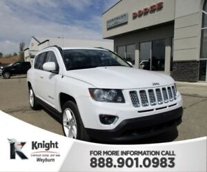 2014 Jeep Compass Limited Heated Leather Bluetooth Remote Start